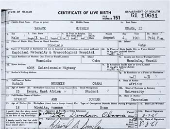 Birth certificate controversy exemplifies racialized politics yelopaper Gallery