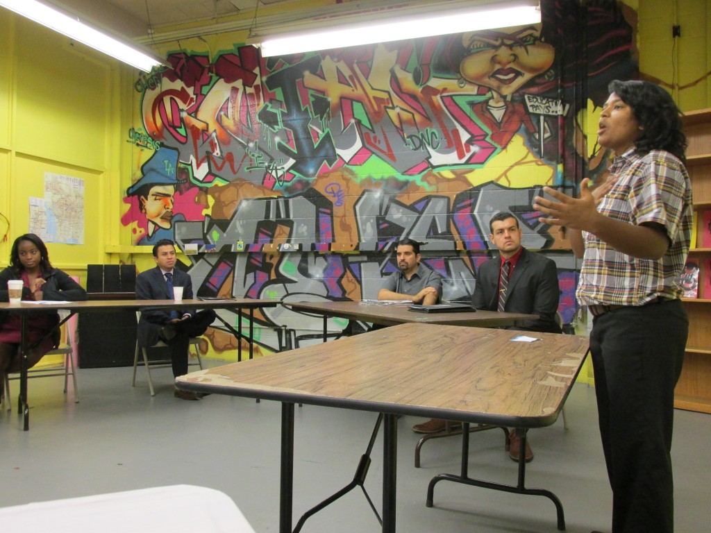 English educator, Dipti Banawal explains the importance of cultural centers like Chuco's.