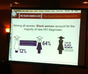 HIV Statistics among Black women