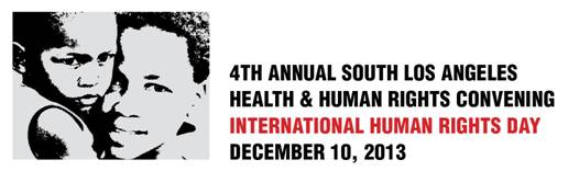 4th Annual South LA Health & Human Rights Convening  @ St. John's S. Mark Taper Foundation Health Center | Los Angeles | California | United States