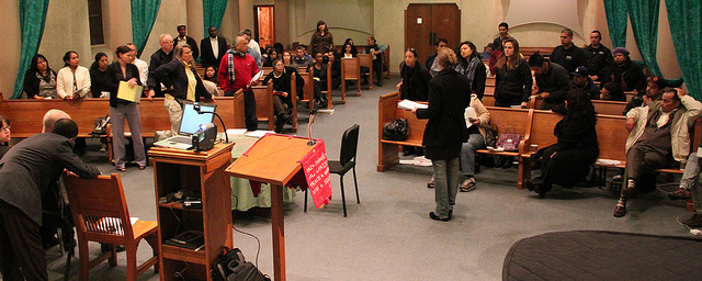 Q & A with the Urban Planning Department | Photo Courtesy of SAJE Flickr