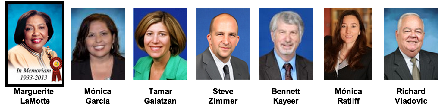 School board members | www.laschoolboard.org