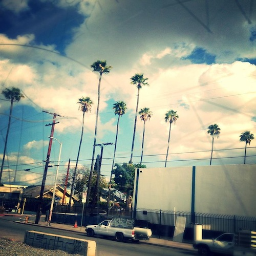 The Watts sky | Photo Credit: Lina Frausto