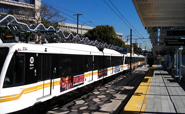 Metro's Expo Line | Intersections