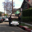 LAPD Prostitution Task Force in effect at 29th/Hobart and 30th/Hobart | Courtesy STOP PROSTITUTION @‏29thAndWestern