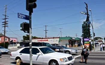 South LA restaurants offer a taste of the historic district.