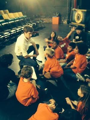 Art Education Workshop | Photo Courtesy of 24th Street Theatre