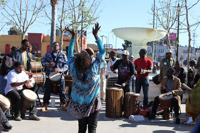 Leimert Park art walk in March | Intersections