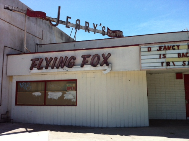 The Flying Fox has been a staple of Marlton Square for years. | Daniel Carr- Crawford