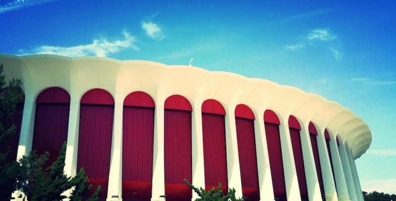The freshly renovated Fabulous Forum | Olivia Niland/Neon Tommy