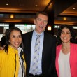 Vanessa Gonzalez with Superintendent John Deasy and ____  | City Year LA