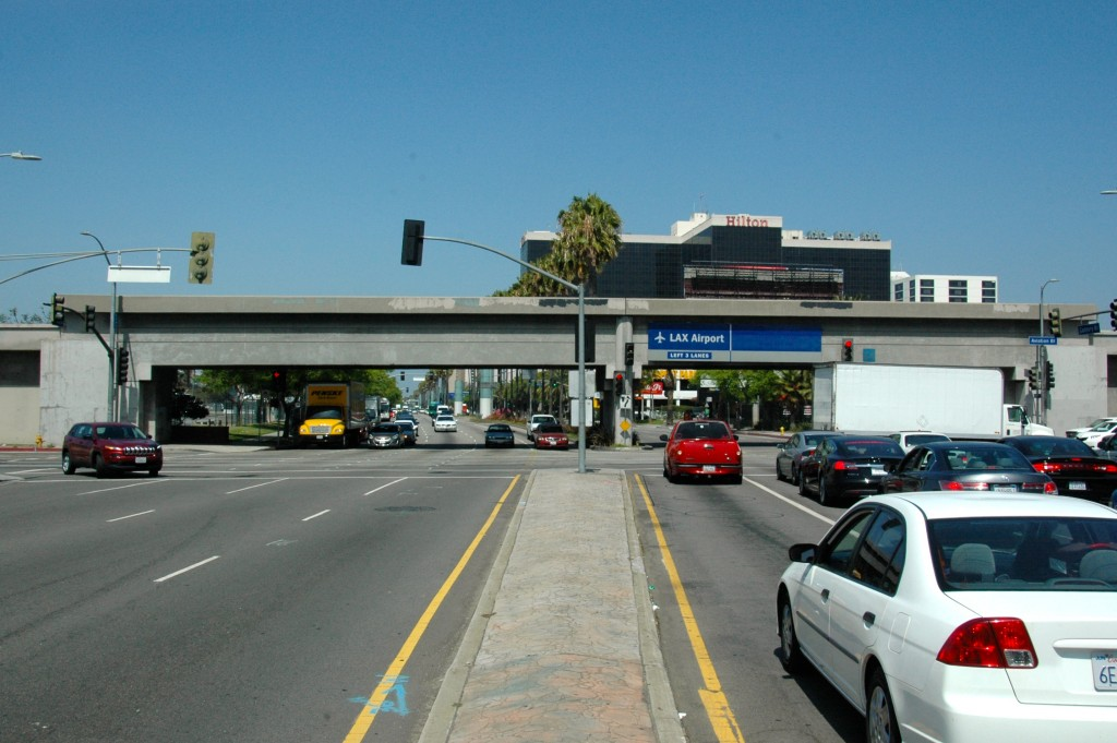 Century Bridge to be demod for Crenshaw Line