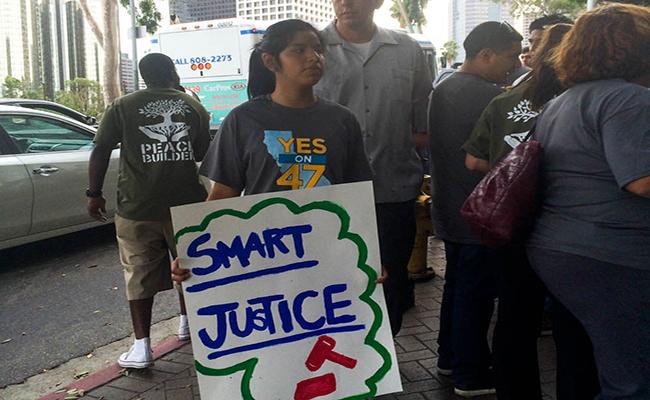 LA School District endorses Proposition 47 to reduce punishment for common crimes