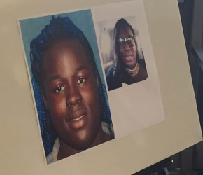 Photo of Deshawnda Sanchez, a transgender woman who was murdered  in South LA in December 2014