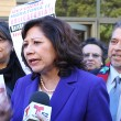 Supervisor Hilda Solis announces the creation of task force to help immigrants applying for deferred action.   D. Solomon