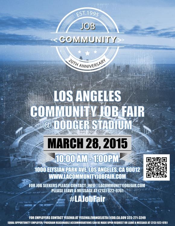 L.A. Community Job Fair