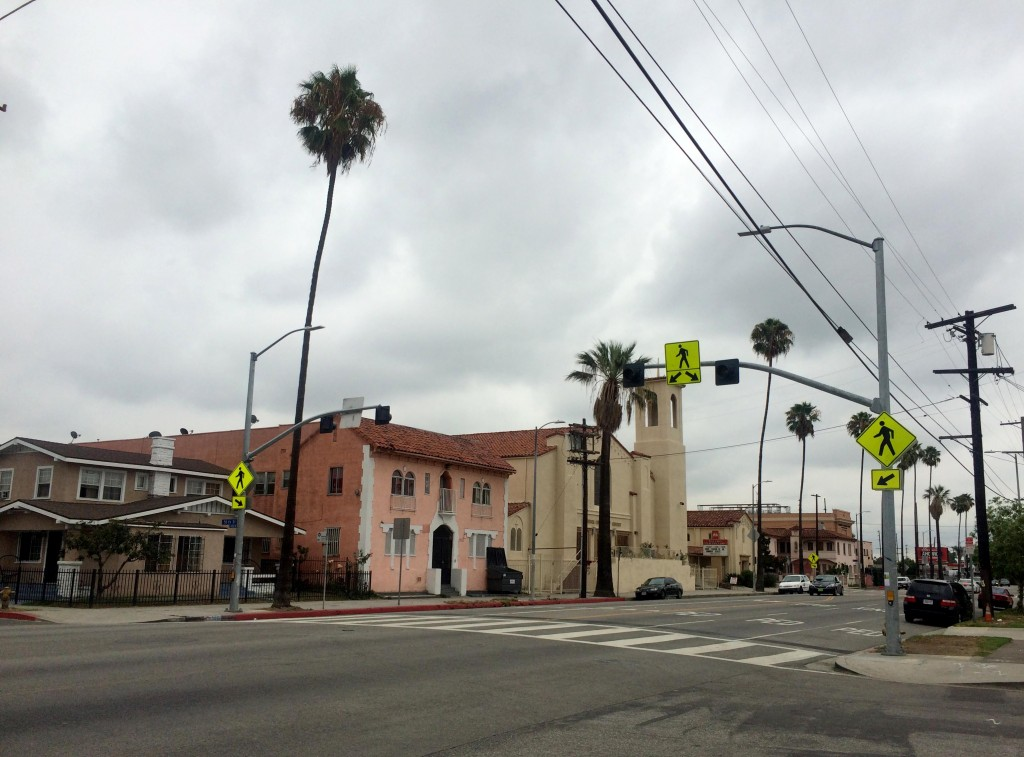 Community members have long-lobbied for a traffic light at Figueroa Avenue and 56th Street.