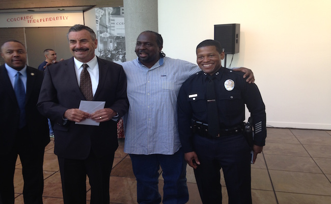 LAPD lays out its plan for safety measures in South LA
