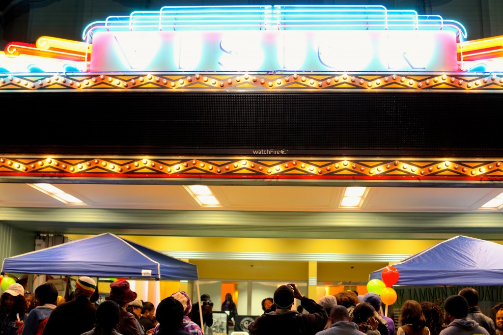 Historic Visions Theatre in Leimert Park