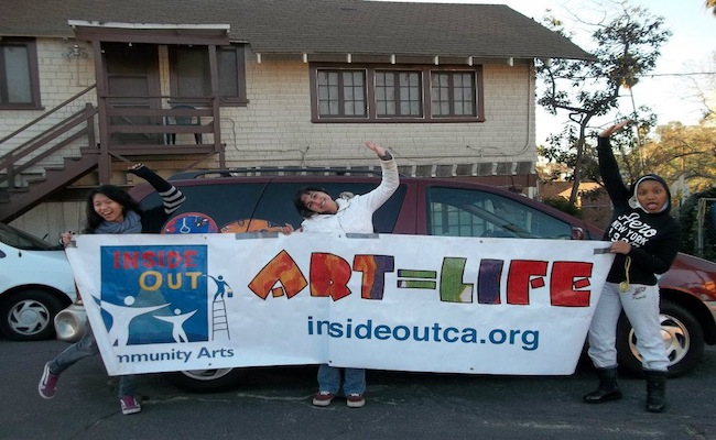 Photo Courtesy of Inside Out Community Arts