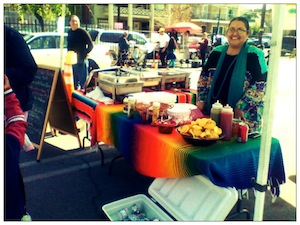Community Yard Sale | Photo Courtesy of RISE Financial Pathways Facebook Page