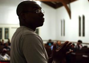 Pastor Seth Pickens | Aaron Lee Dowell