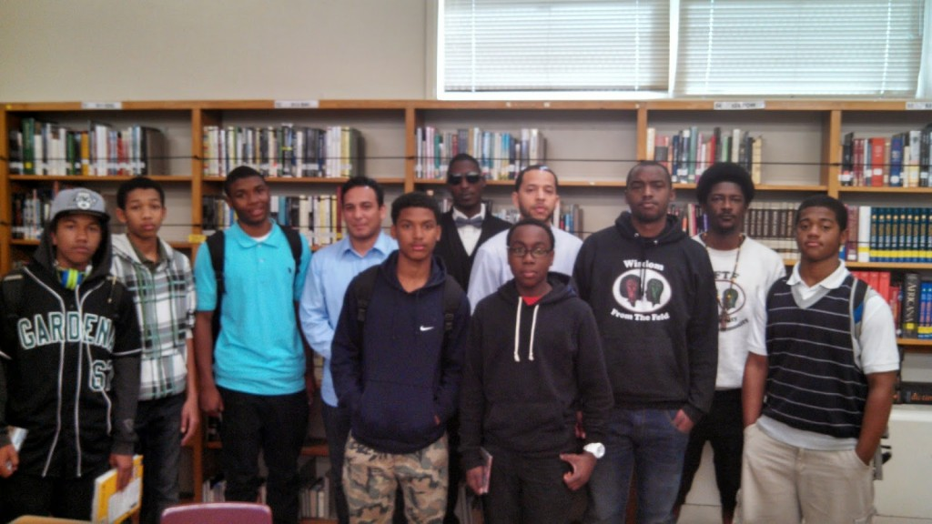 Young Men of Color forum | Sikivu Hutchinson