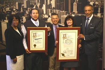 City Hall declares Children Mental Health Awareness Day in Los Angeles | Photo Courtesy of LA Child Guidance