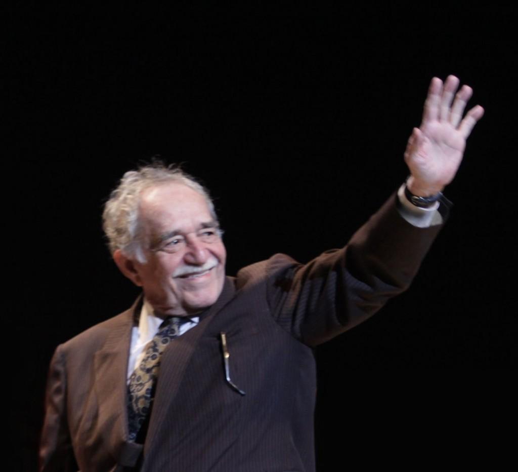 Gabriel Garcia Marquez at | Festival Internacional de Cine en Guadalajara