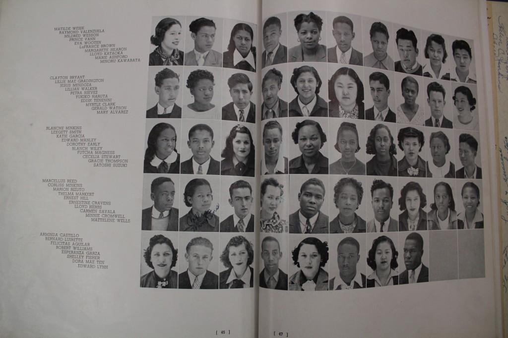 Jefferson High 1938