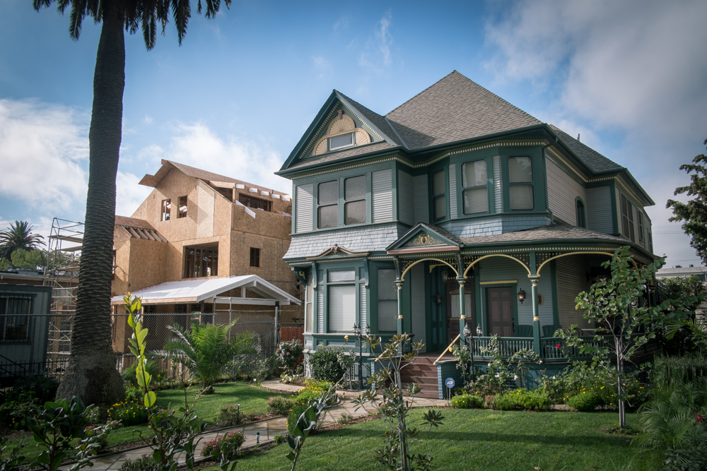 1880s Victorian Home by Jett Loe
