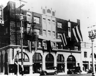Dunbar Hotel in 1928 | DWP