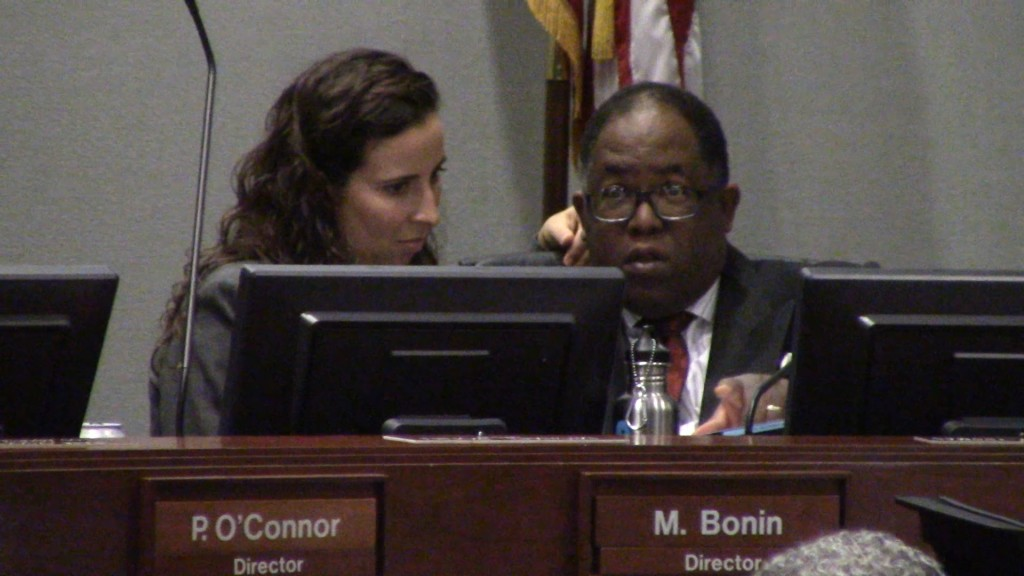 Mark Ridley-Thomas supports the funding plan. | Rebecca Gibian