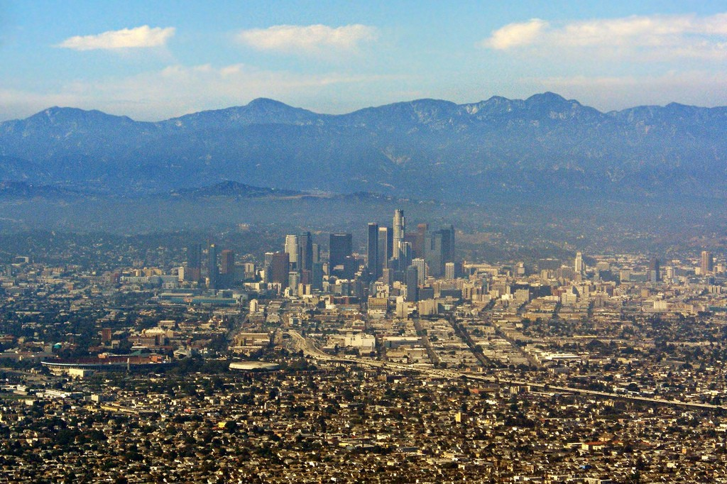 Thousands of South L.A. homes are at risk for collapse during a large earthquake.| Flickr
