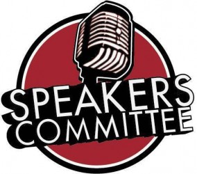 The USC Speakers Committee holds talks throughout the year related to topical issues.